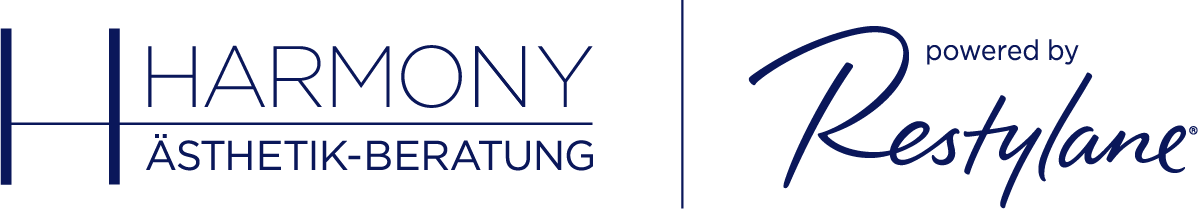 Harmony Ästhetik Beratung Logo Restylane